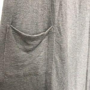 LuLaRoe Sweaters - LuLaRoe Sarah Cardigan gray lightweight sweater S